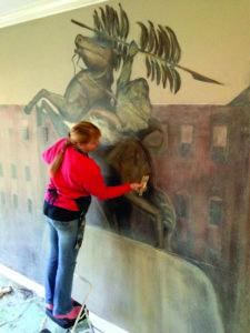 Spotlight on The Donna Burgess Art Gallery