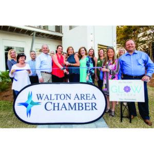 Walton Chamber celebrates grand openings