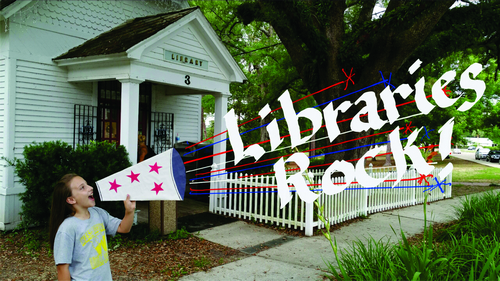 Libraries Rock Emily Anderson