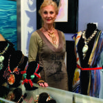 Local Artist And Designer, Gabriella Mirea, Showcasing Her Stunning And Elegant Pieces Of Jewelry