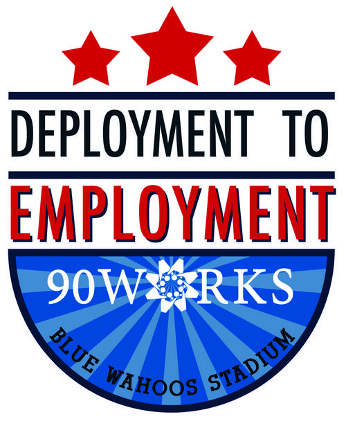 90 Works D To E Logo