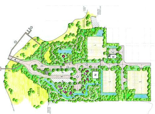 Park Plan Rendering