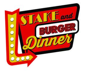 Steak And Burger Logo 2