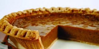 Maple Roasted Pumpkin Pie