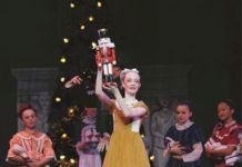 Nutcracker Clara Photo Credit Jen Boles
