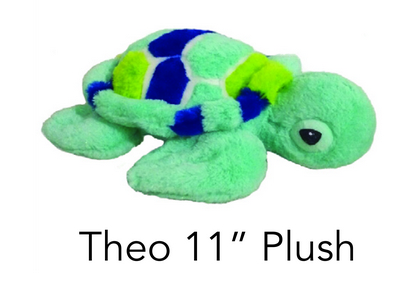 Theo 11 Inch Plushy