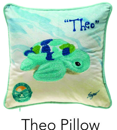Theo Pillow
