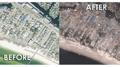 Mexicobeach Before&after