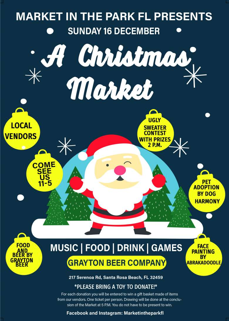 Market Flyer December