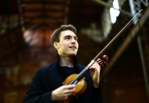 Alexi Kenney Feb 2nd Sinfonia