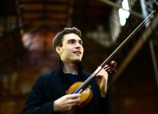 Alexi Kenney Feb 2nd Sinfonia