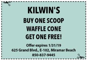Kilwins January 2019 Coupons