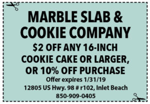Marble January 2019 Coupons