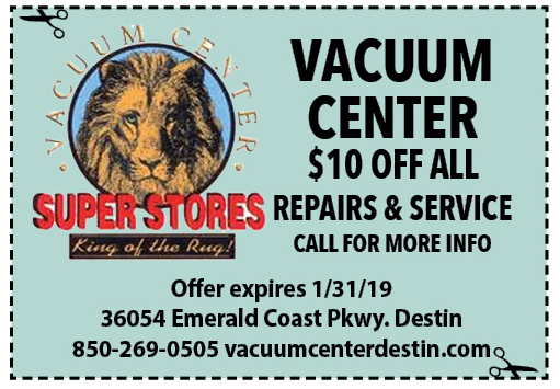 Vac January 2019 Coupons