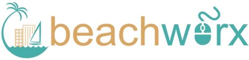 Beachworx Wide Logo 1