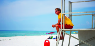 Bed Tax Funds Are Used By The Walton County Tourist Development Council To Fund Beach Safety Lifeguards