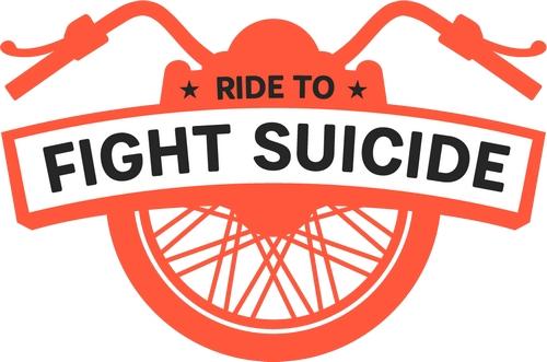 Afsp Ridetofight Logo
