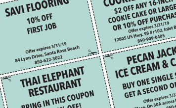 Coupons From Sowal March 2019