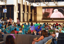 Family Movie Night The Hub