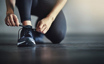 Lace Up For The Workout Of Your Life