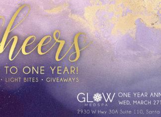 Glow One Year Fb