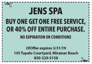 Jenspa March 2019