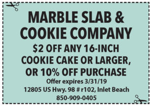 Marble Slab March 2019