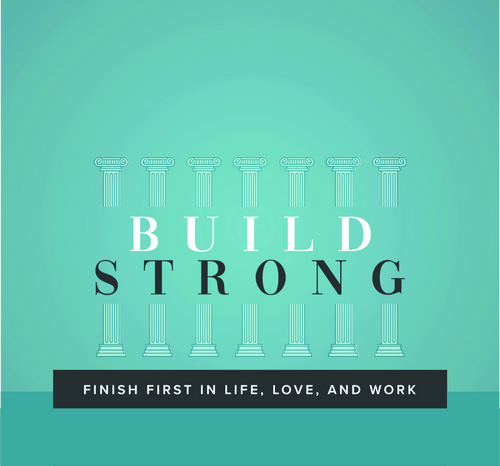 Build Strong Graphic