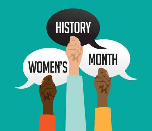 Womens History Month Image
