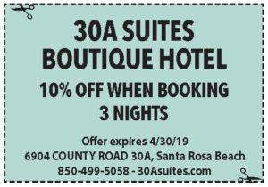30a Suites April 2019