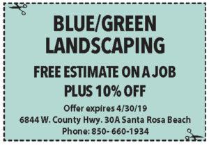 Bluegreen April 2019