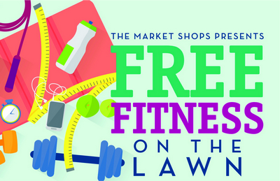 Fitness On The Lawn Flyer 2019 11x17