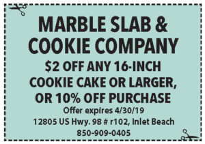 Marble Slab April 2019