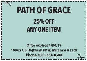 Path Of Grace April 2019