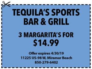 Tequilas April 2019