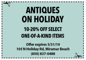 Antiques May 2019 Coupons
