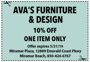 Ava May 2019 Coupons