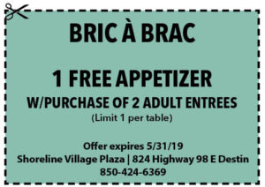 Bric A Brac May 2019