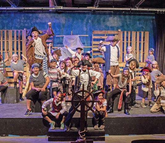 Ectc Camp Pirates