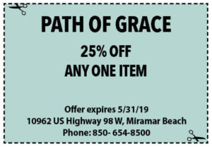 Path Of Grace May 2019 Coupons2