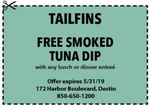 Tailfins May 2019