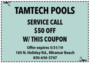 Tamtech May 2019 Coupons