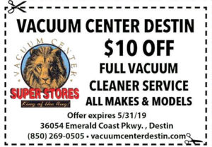 Vac May 2019 Coupons