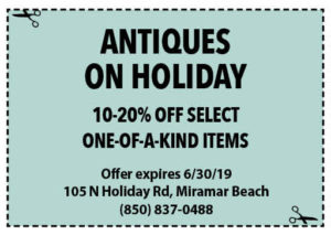 Antiques June 2019 Coupons