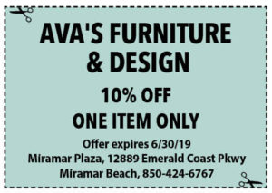 Avas June 2019 Coupons