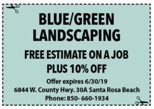 Blue Green June 2019 Coupons 2