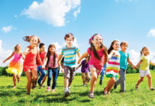 Coastal Counseling Kidsplayingoutside