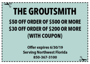Groutsmith June 2019 Coupons
