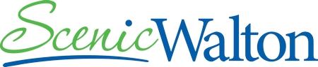 Scenic Walton Logo Print