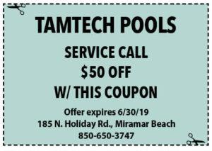 Tamtech June 2019 Coupons